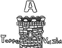 Quadrinho em desenvolvimento: A Torre Vazia