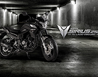 Motomel Sirius 250 Campaign