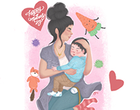 To all mommys