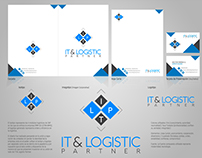 Diseño Corporativo para IT&Logistic Partner.