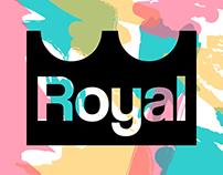 Rebranding Bombonerías Royal