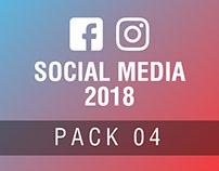 Social Media 2018 - Pack 04