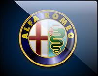 Alfa Romeo - illustration / Copywriter