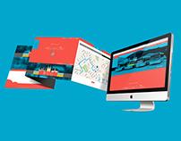 Concept UX/UI Cuándollega.com