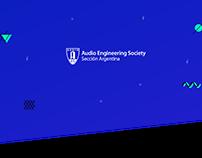 Branding Audio Engineering Society