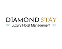 Diseño de Logotipo: DIAMOND STAY