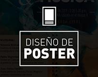 Diseño de Posters