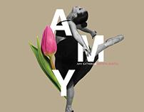 pôster A2 - sou flor e movimento