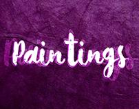 - Paintings -