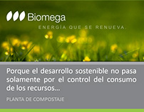 Biomega, presentación instucional