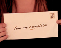 Vem Me Completar (Lyric Video)