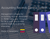 Accounting Records Control System