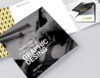 Diseño de libro objeto – Portafolio Alexis G.D.