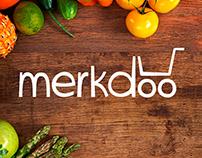 Merkadoo App Design (Strapp Inc)