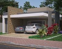 Projeto Residencial - Boa Vista/RR