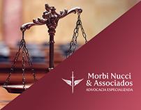 Identidade Visual - Morbi Nucci & Associados