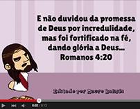 Video Meditação Diária - Rom 4:20