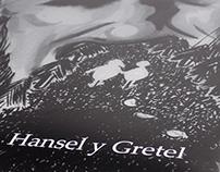 Ilustración de cover para libro