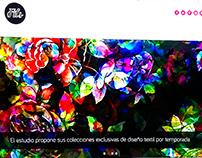 nueva web www.filstextiles.com.ar