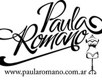 Diseño de Marca Paula Romano