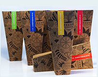 Tea Colecction packaging design