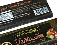 Packaging - Chocolate Venezuelan