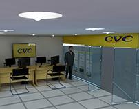 MAQUETE CVC 3D