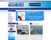 Prontolab - Laboratório de Análises Clínicas