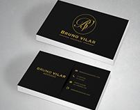 Cartão de visita Bruno Villar