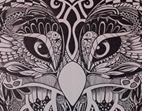 Ink Works // Trbajos en tinta.