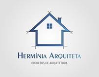 Logo - Hermínia Arquiteta