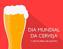 Social Media - Dia Mundial da Cerveja