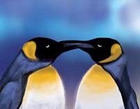Penguine Couple