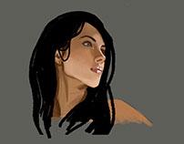 Digital illustration/ Ilustración digital