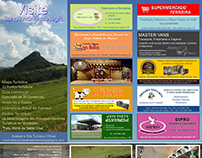 Folder Turístico