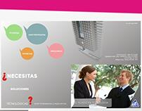 Brochure y Flyer Promocional para EFFI C.A.