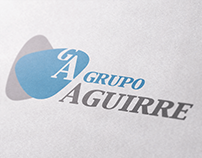 Logo Grupo Aguirre - Consultoría en Innovación