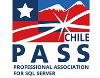 Diseño de logotipo SQL PASS Chile