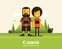 Canon Selector | App