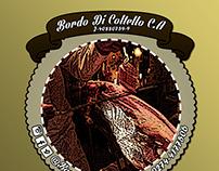 Logo Bordo Di Coltello