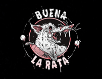 Buena la Rata - DUDE Skateboarding
