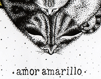 Ilustración Libre | Amor Amarillo