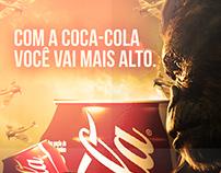 Projeto Coca-Cola: Você vai mais alto (pessoal)