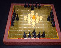 Tablut / juego de mesa