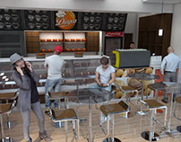 Bakery | Renderings