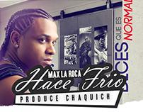 Video Lyric / Hace Frio - Max La Roca