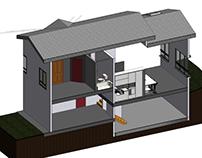 SPLIT HOUSE, 2015
