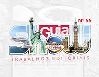 Trabalhos Editoriais - Revista Guia Show Nº55