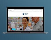 Web Design - Farmacia