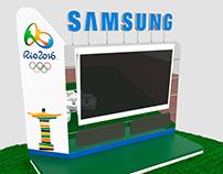 Zona de experiencia - Juegos Olímpicos Rio 2016